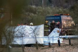 Fallecen dos personas en Toledo tras estrellarse la avioneta en la que viajaban