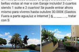 Los alquileres abusivos en Ibiza se disparan y ya piden 37.000 euros por un piso de mayo a octubre