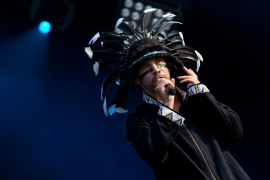 Jamiroquai, Pet Shop Boys y The Prodigy, en el Cruïlla de Barcelona