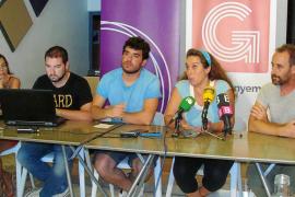 Los críticos de Podemos Ibiza denuncian el giro «grouchomarxista» y los 'dedazos' de la dirección