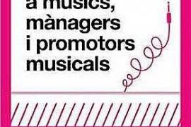 Patricia Hermida dará el 16 de febrero en el Arxiu Històric d'Eivissa un taller de contratación musical