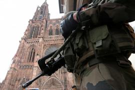 Cuatro detenidos en Montpellier acusados de preparar un atentado suicida en París