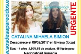 Buscan a una joven de 14 años desaparecida desde el miércoles en Ibiza