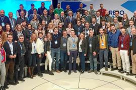 El PP balear defiende en el congreso de Madrid el pluriligüismo del Estado