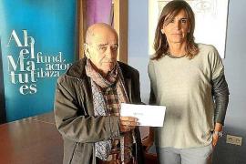 La Fundación Abel Matutes dona 3.000 euros a afectados de cáncer