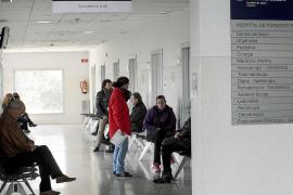 La gran plantilla del tercer hospital más pequeño de España