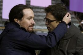 Pablo Iglesias se impone a Errejón y se mantiene como secretario general de Podemos