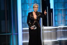 Meryl Streep responde a los ataques de Trump y ahonda en sus críticas al presidente de EEUU