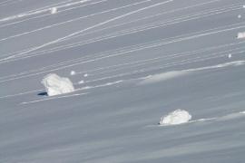 Al menos 4 esquiadores muertos por una avalancha en los Alpes franceses