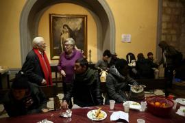 La iglesia Santa Anna de Barcelona abrirá las 24 horas para dar cobijo a los «sintecho»