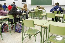 El pasado curso registró 3.619 expulsiones de alumnos en Baleares