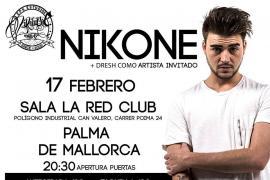 Noche de hip hop español con Nikone en La Red