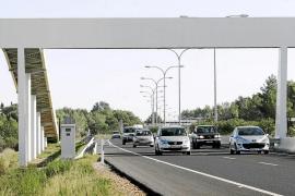 El Govern quiere más puntos de conteo para rebajar el coste de la autovía de Sant Antoni