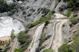 Sant Josep reabre el acceso a ses Boques y urge a los propietarios a asegurar la zona