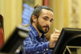 Picornell evoca el 15M al asumir la presidencia del Parlament balear
