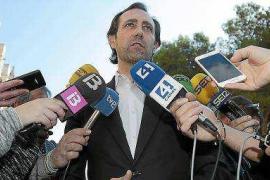 Bauzá llega el viernes a Ibiza para reunirse con los afiliados