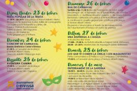 Vila celebra el Carnaval con siete jornadas de actividades para todos los públicos