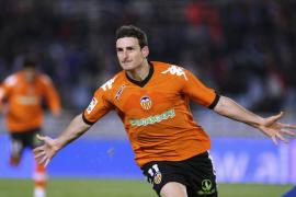 Aduriz da el triunfo al Valencia en el descuento ante la Real