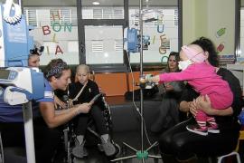 El 90 % de los menores con cáncer infantil sobrevive a la enfermedad