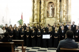 El Coro Parroquial de Santa Eulària lanza un cd de villancicos populares