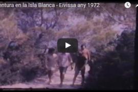 Un vídeo recuerda la Ibiza de los años 70