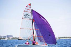 El Club Náutico Santa Eulalia compite en la Med Sailing