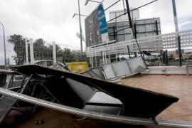 Vila reclama al Estado más de 21.000 euros por los daños del temporal