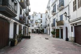 Detenidos por robar en casas de Vila aprovechando los andamios