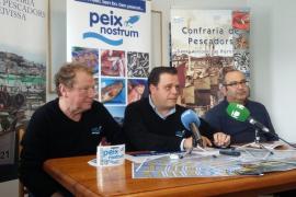 Los pescadores ofrecen precios rebajados para promocionar el 'gerret'