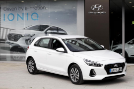 El nuevo Hyundai i30 se presenta en sociedad