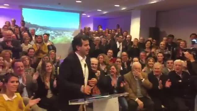Biel Company anuncia su candidatura en el Congreso Regional del PP