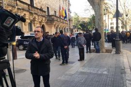Satisfacción generalizada en los partidos de Balears por la sentencia del caso Nóos