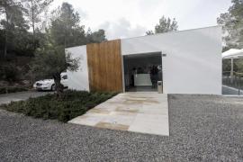 Crematorio de Santa Eulària.