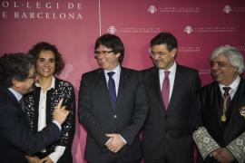 Catalá le dice Puigdemont que «la justicia es igual para todos»