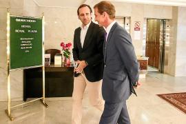 Bauzá: «Mi objetivo es lograr que el partido vuelva a estar unido»