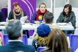 Los críticos de Podemos Ibiza alertan de la «contradicción» de gobernar con el PSOE