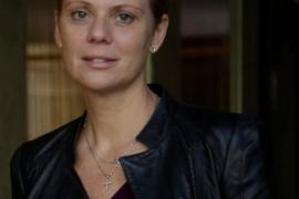 Aina Aguiló oficializa su candidatura a la presidencia del PP balear