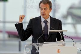 Zapatero dice que sólo una persona del partido conoce su futuro