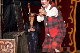 'Rugidos' en el Circo Williams