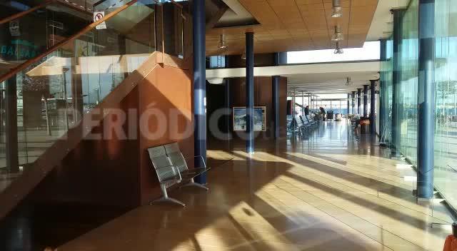 Empiezan las reformas del edificio de la Estación Marítima de Formentera