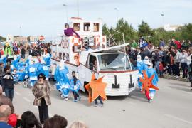 El Carnaval de Formentera se celebra este domingo