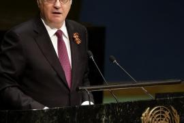 Muere Vitali Churkin, el embajador de Rusia ante la ONU