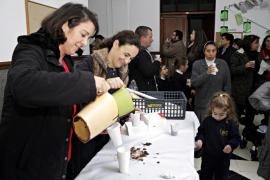 La Navidad llega a las aulas de Vila