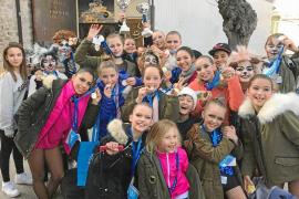 Éxito de nuestras academias de danza en el campeonato Dance World Cup Spain