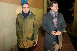 La plana mayor del PP de Ibiza respalda a Company como candidato a presidente