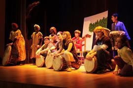 La multiculturalidad hecha teatro musical