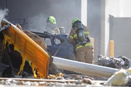 Cinco muertos al estrellarse una avioneta en Australia