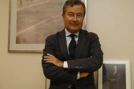EIVISSA. puertos. Joan Gual de Torrella, presidente de la Autoritat Portuaria de Balears.