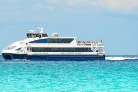 Un nuevo catamarán de alta velocidad para Formentera