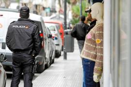 Detenida una mujer en Vila por acuchillar a su pareja